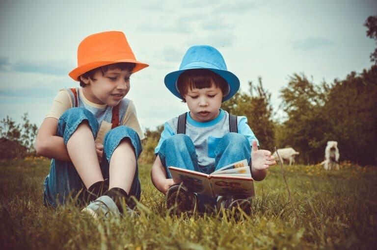 Какви книги да изберем за децата