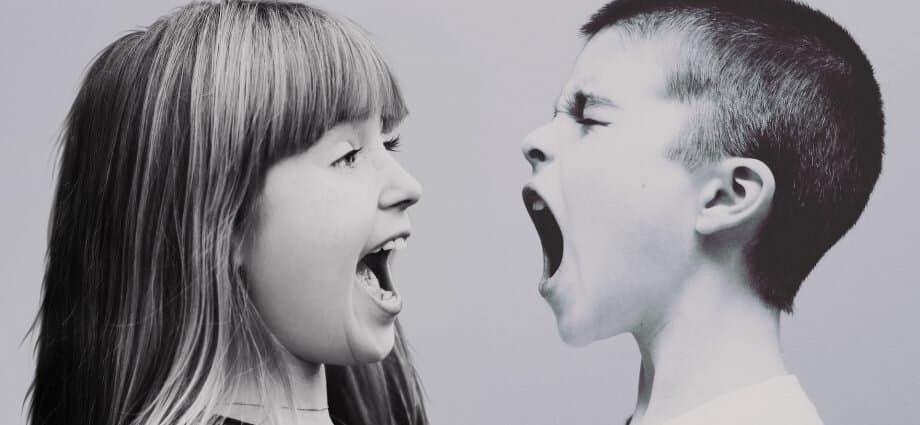 деца-конфликт