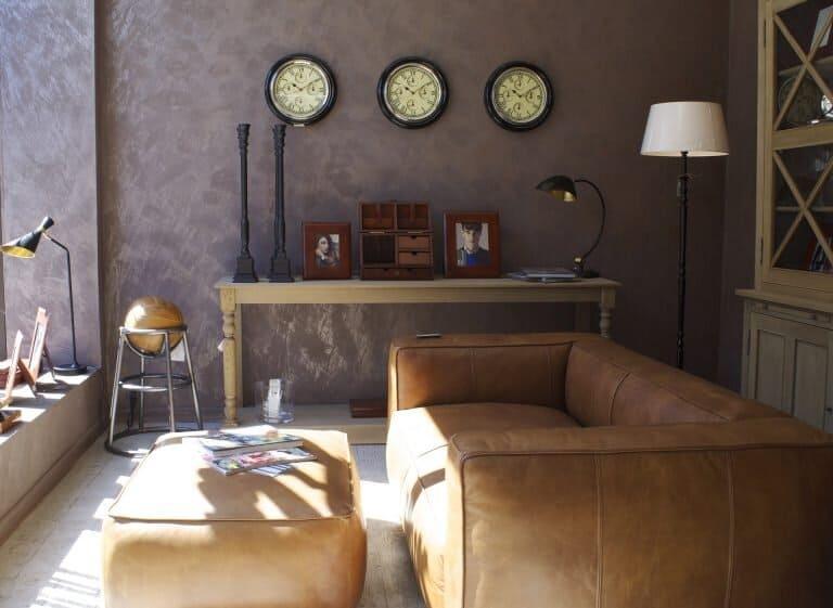 Ретро мебели в съвременен интериор