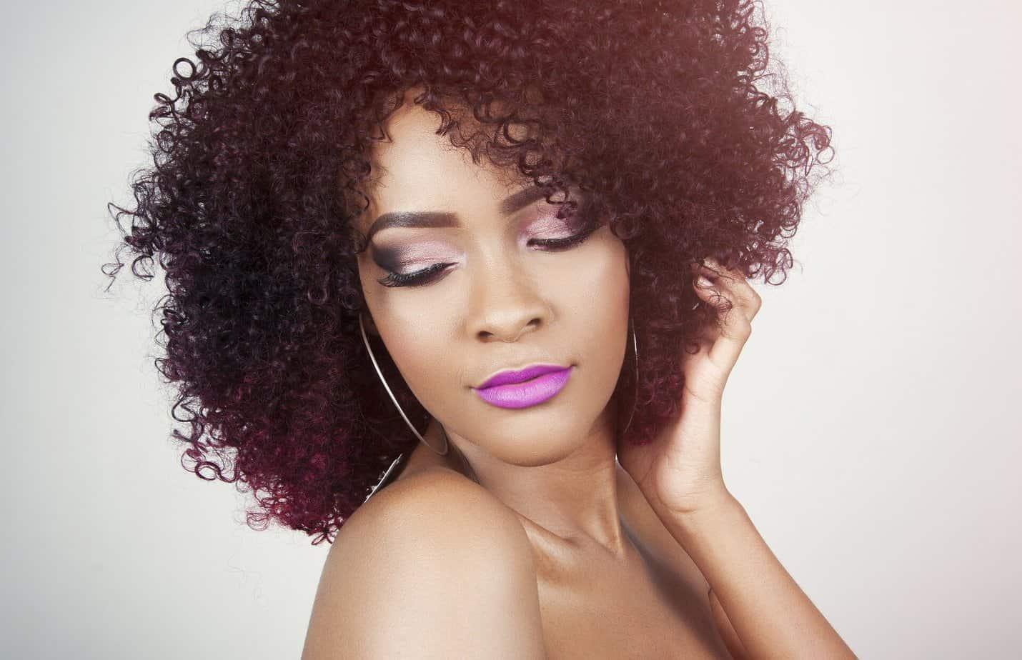 коса-женско-лице