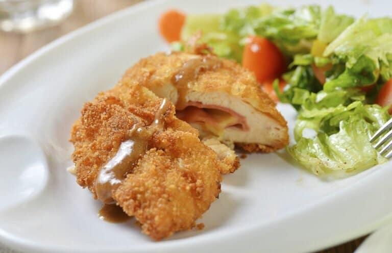 Лесна рецепта за пилешки котлети