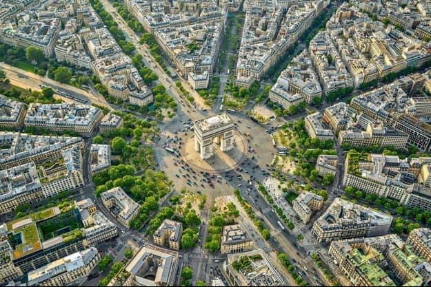 кръгово-париж