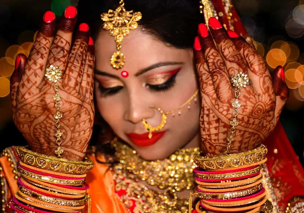индийска-жена-красота
