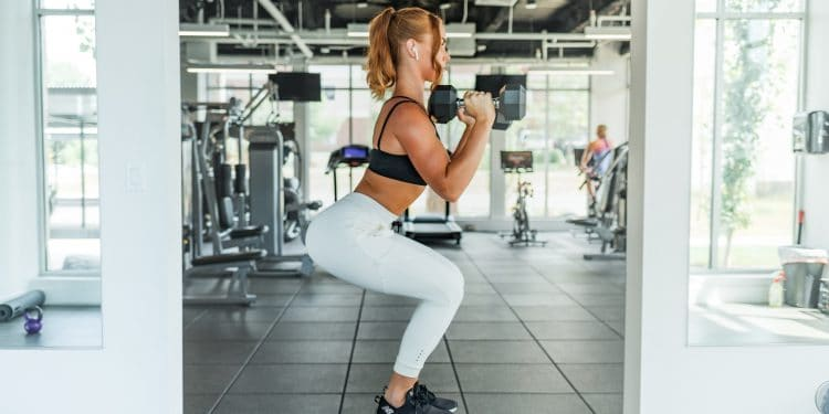 жена-тренировка
